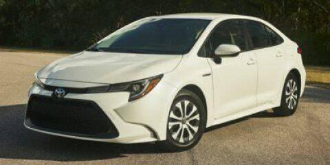 2022 Toyota Corolla Hybrid for sale at BEAMAN TOYOTA in Nashville TN