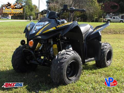 2021 Kymco Mongoose 70s for sale at High-Thom Motors - Powersports in Thomasville NC
