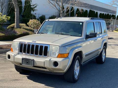 2008 Jeep Commander for sale at Washington Auto Sales in Tacoma WA