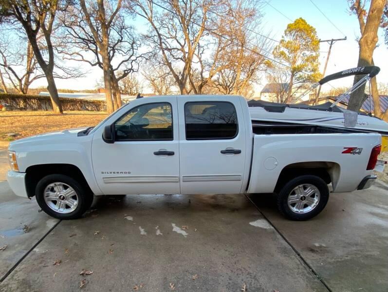 2010 Chevrolet Silverado 1500 for sale in Fort Worth, TX