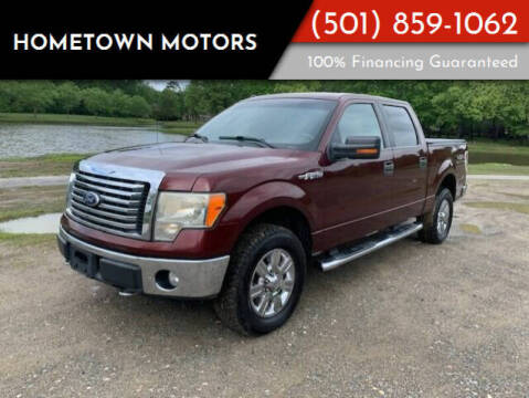 2010 Ford F-150 for sale at Hometown Motors in Maumelle AR