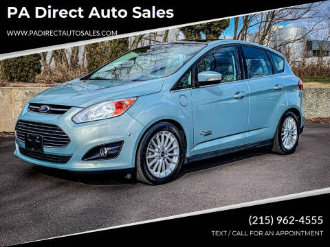 2013 Ford C-MAX Energi for sale at PA Direct Auto Sales in Levittown PA