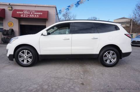 2015 Chevrolet Traverse for sale at patrick kelley in Bonner Springs KS