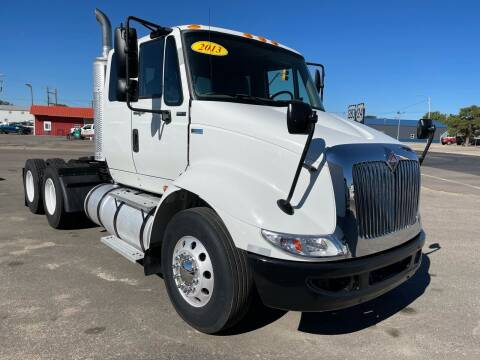 2013 IHC 8600 Extended Cab for sale at Money Trucks Inc in Hill City KS