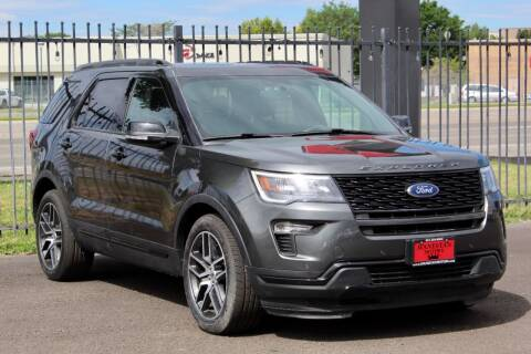 2018 Ford Explorer for sale at Avanesyan Motors in Orem UT