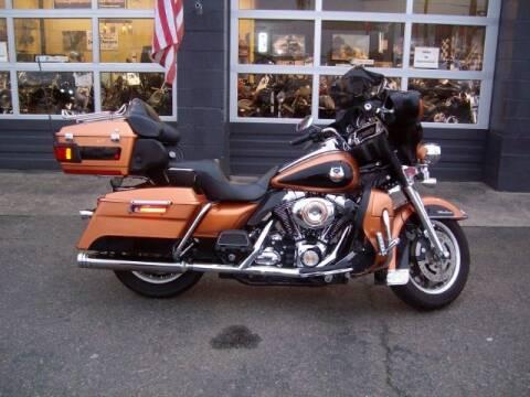 2008 Harley-Davidson FLHTCU ANV for sale at Goodfella's  Motor Company in Tacoma WA