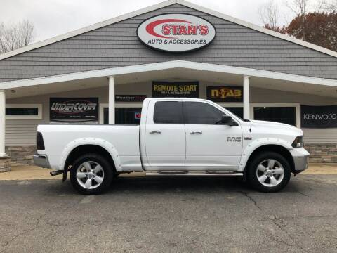 2013 RAM Ram Pickup 1500 for sale at Stans Auto Sales in Wayland MI