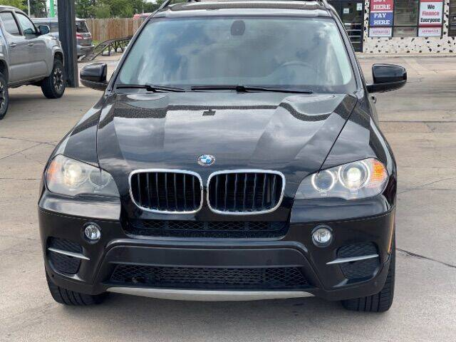 2012 BMW X5 for sale at Auto Limits in Irving TX