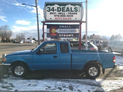 1995 Ford Ranger for sale at 34 Deals LLC in Loveland CO