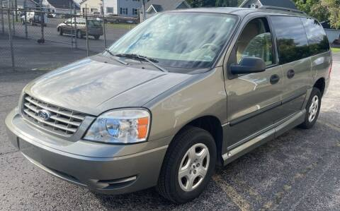 2005 Ford Freestar for sale at Select Auto Brokers in Webster NY