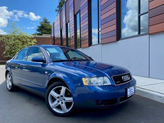 2003 Audi A4 for sale at DAILY DEALS AUTO SALES in Seattle WA