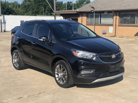 2017 Buick Encore for sale at Safeen Motors in Garland TX