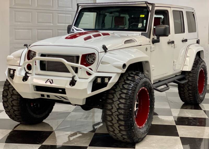 2007 Jeep Wrangler Unlimited for sale at South Florida Jeeps in Fort Lauderdale FL