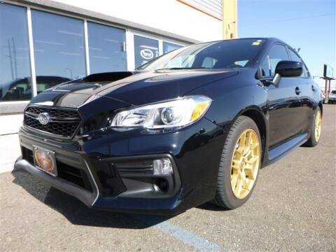 2019 Subaru WRX for sale at Torgerson Auto Center in Bismarck ND