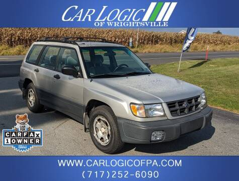 2000 Subaru Forester for sale at Car Logic in Wrightsville PA