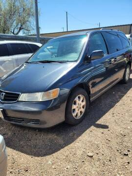 2004 Honda Odyssey for sale at PB&J Auto in Cheyenne WY