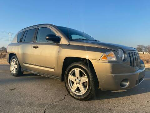 2008 Jeep Compass for sale at ILUVCHEAPCARS.COM in Tulsa OK