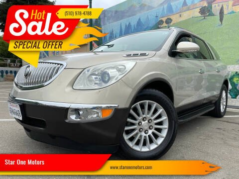 2011 Buick Enclave for sale at Star One Motors in Hayward CA