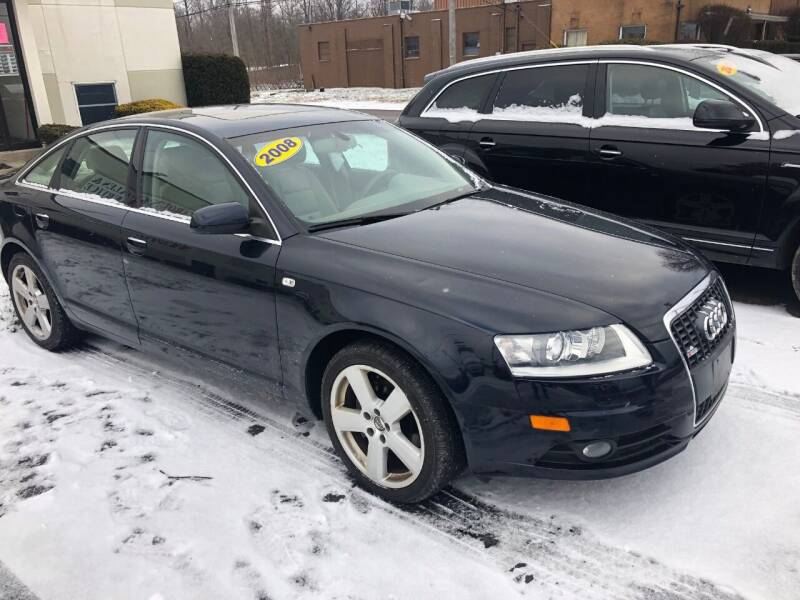 2008 Audi A6 for sale at Maroun's Motors, Inc in Boardman OH