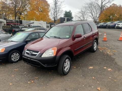 2002 Honda CR-V for sale at Car VIP Auto Sales in Danbury CT