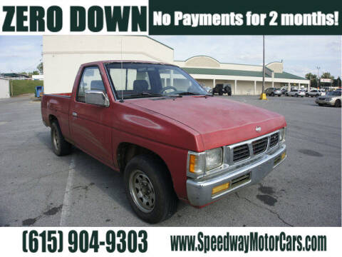 1995 Nissan Truck for sale at Speedway Motors in Murfreesboro TN