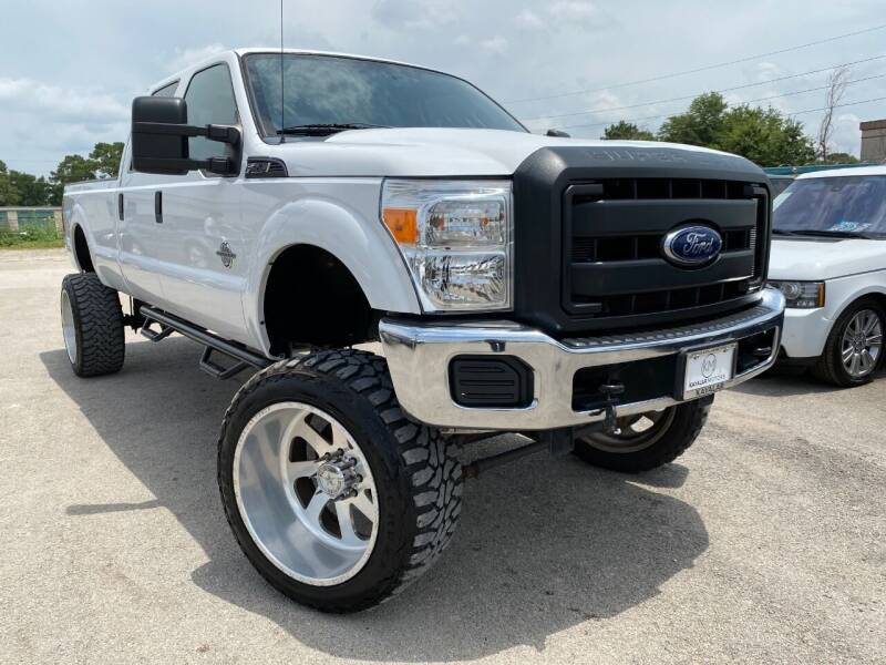 2015 Ford F-350 Super Duty for sale at KAYALAR MOTORS in Houston TX