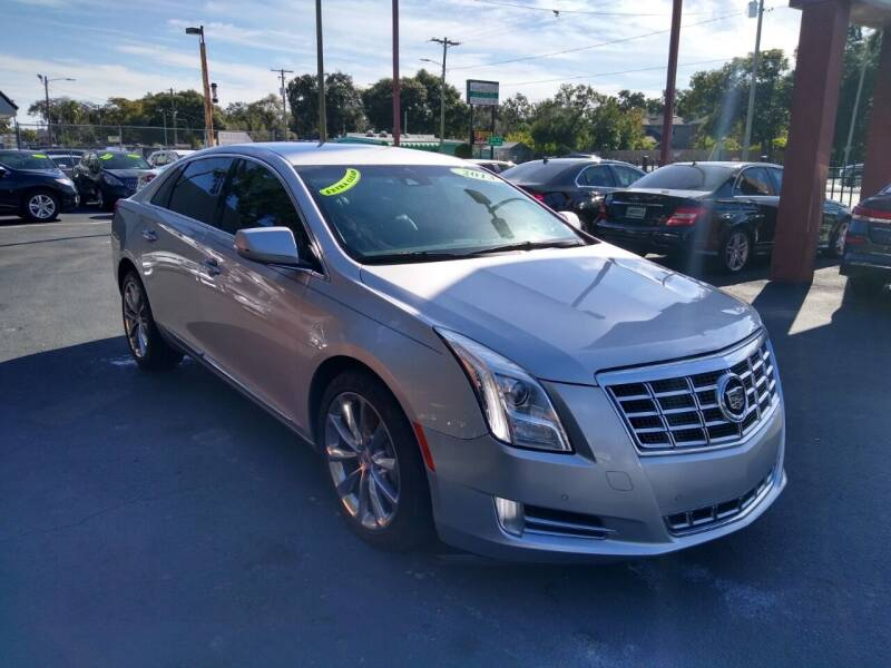 2013 Cadillac XTS for sale at Gold Motors Auto Group Inc in Tampa FL