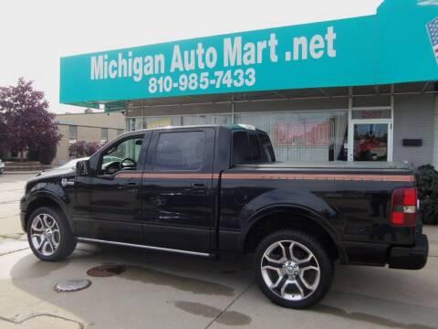 2008 Ford F-150 for sale at Michigan Auto Mart in Port Huron MI