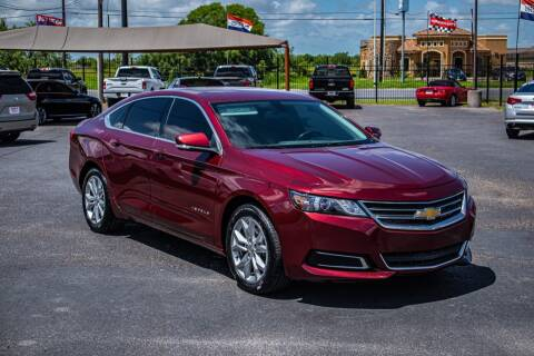 2017 Chevrolet Impala for sale at Jerrys Auto Sales in San Benito TX