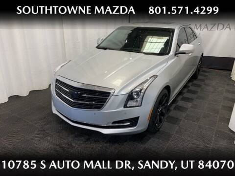 2018 Cadillac ATS for sale at Southtowne Mazda of Sandy in Sandy UT