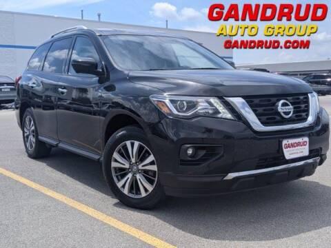 2017 Nissan Pathfinder for sale at Gandrud Dodge in Green Bay WI