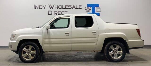 2011 Honda Ridgeline for sale at Indy Wholesale Direct in Carmel IN