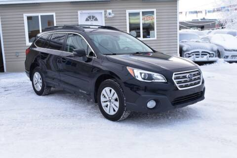 2015 Subaru Outback for sale at Alaska Best Choice Auto Sales in Anchorage AK