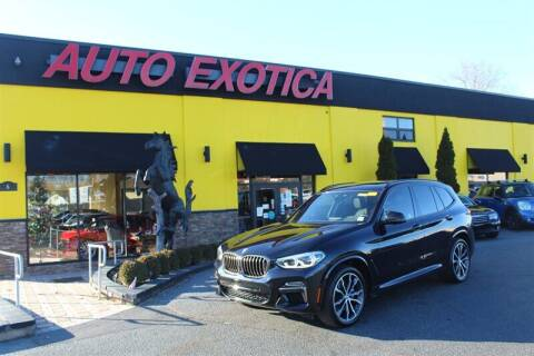 2019 BMW X3 for sale at Auto Exotica in Red Bank NJ