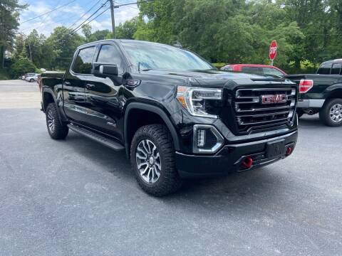 2021 GMC Sierra 1500 for sale at Luxury Auto Innovations in Flowery Branch GA