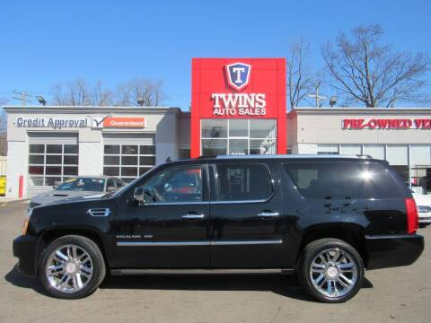 2014 Cadillac Escalade ESV for sale at Twins Auto Sales Inc in Detroit MI