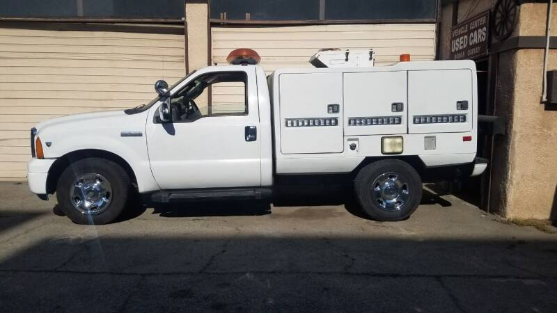 2006 Ford F-350 Super Duty for sale at Vehicle Center in Rosemead CA