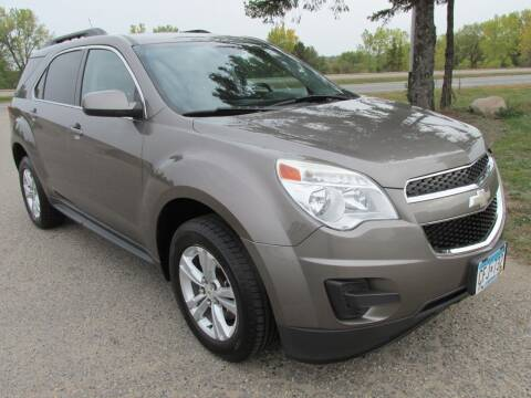 2012 Chevrolet Equinox for sale at Buy-Rite Auto Sales in Shakopee MN