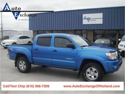 2008 Toyota Tacoma for sale at Auto Exchange Of Holland in Holland MI