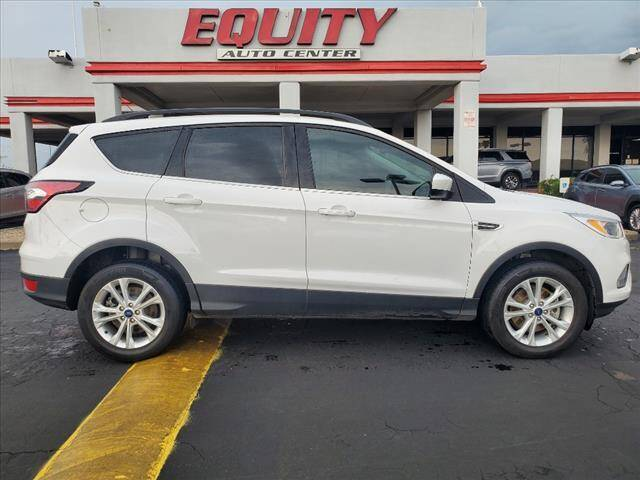 2018 Ford Escape for sale at EQUITY AUTO CENTER in Phoenix AZ
