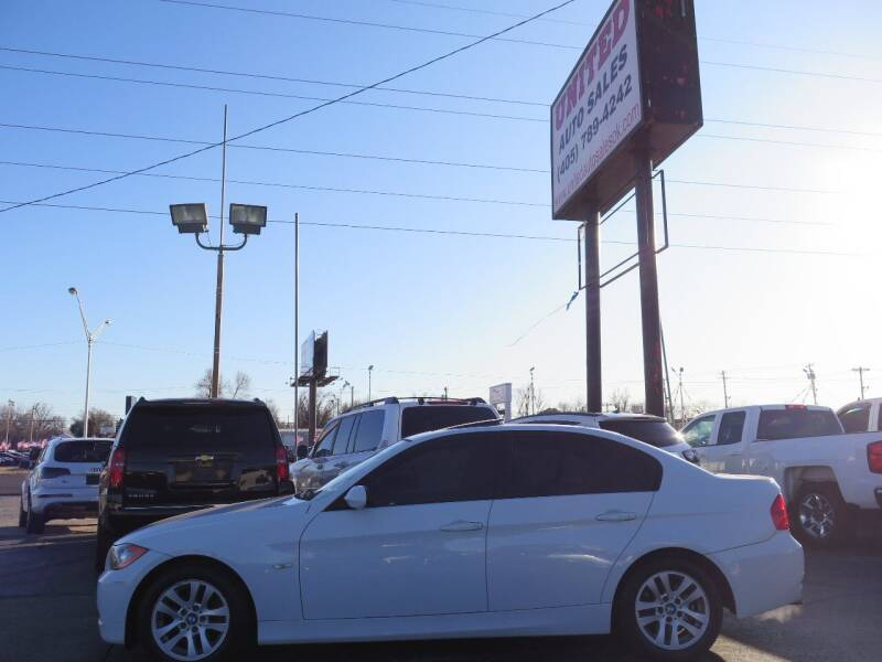 2006 BMW 3 Series for sale at United Auto Sales in Oklahoma City OK