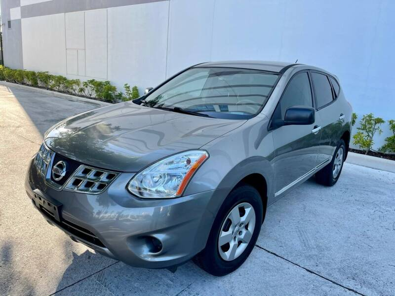 2011 Nissan Rogue for sale at Auto Beast in Fort Lauderdale FL