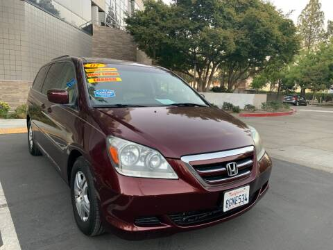 2007 Honda Odyssey for sale at Right Cars Auto Sales in Sacramento CA
