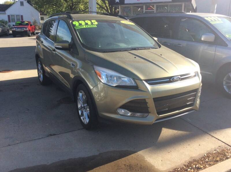 2013 Ford Escape for sale at Harrison Family Motors in Topeka KS