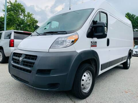 2017 RAM ProMaster Cargo for sale at Classic Luxury Motors in Buford GA