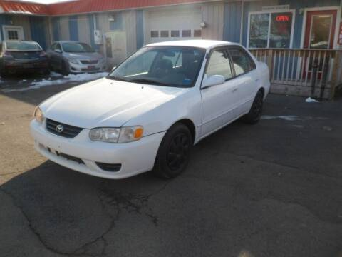 2001 Toyota Corolla for sale at Cars R Us in Binghamton NY