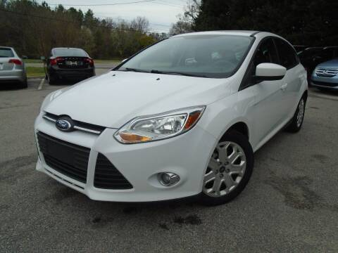 2012 Ford Focus for sale at SAR Enterprises in Raleigh NC
