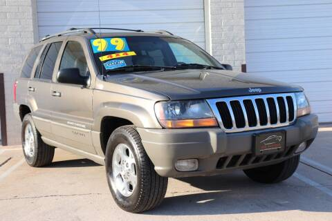 1999 Jeep Grand Cherokee for sale at MG Motors in Tucson AZ