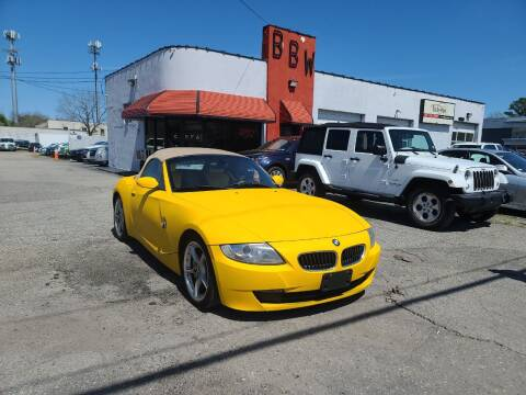 2006 BMW Z4 for sale at Best Buy Wheels in Virginia Beach VA