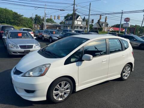 2010 Honda Fit for sale at Masic Motors, Inc. in Harrisburg PA